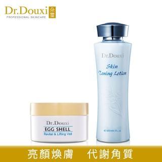 【Dr.Douxi 朵璽】賦活新生卵殼膜 100g+薏沛健康機能水255ml(二件組)