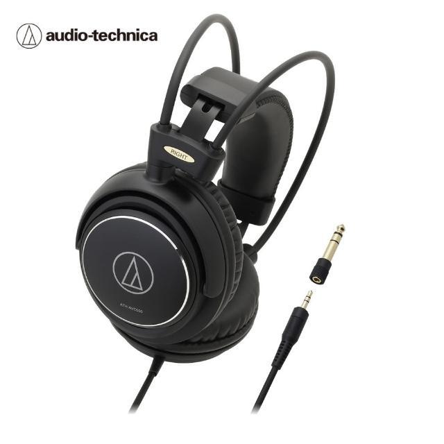 【鐵三角】ATH-AVC500 密閉式動圈型耳機