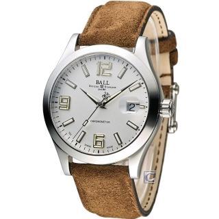 【BALL 波爾】Engineer II 機械腕錶(NM2026C-L4CAJ-SL)