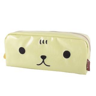 【Kapibarasan】水豚君表情系列皮製筆帶(陽光君)
