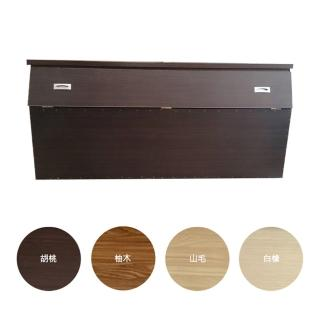 【Maslow-房東最愛】雙人5尺床頭箱(4色)