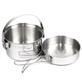【Rhino 犀牛】1-2人不鏽鋼套鍋
