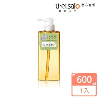 【thetsaio機植之丘】四方雲-修護養髮洗髮乳(600ml)