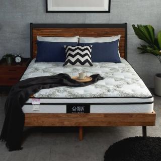 【Beatify】MOLLY莫莉九段式獨立筒床墊(雙人加大6尺)