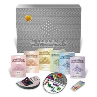 【LONPOS 龍博士】魔術金字塔25週年紀念版1200題(贈 IQ變形大挑戰 一盒)