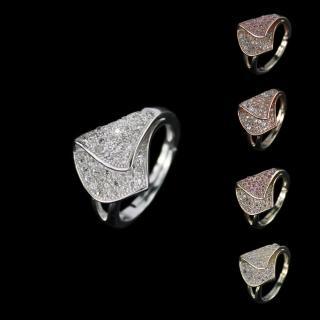 【xmono】綻放925純銀戒指