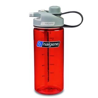 【Nalgene】MultiDrink多功能水壼600cc(紅色)