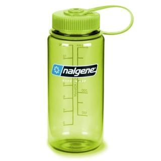 【Nalgene】寬嘴水壼500cc(春綠色)