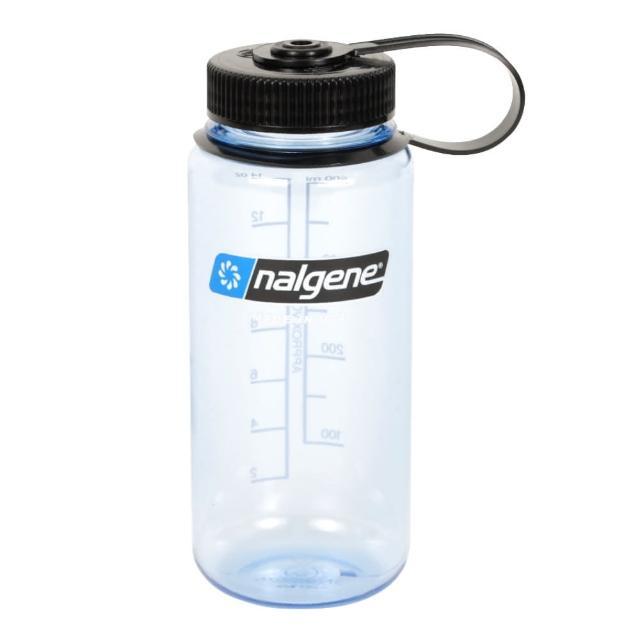 【Nalgene】寬嘴水壼500cc(燕尾藍)