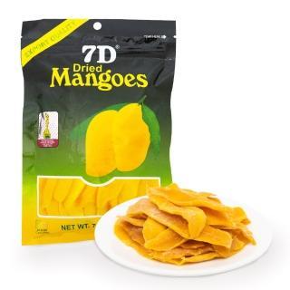 【7D】芒果乾200g