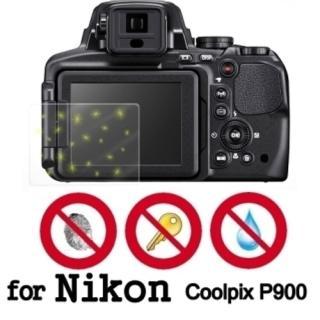 【D&A】Nikon Coolpix P900 日本原膜螢幕貼(NEW AS玻璃奈米型)