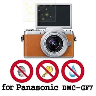 【D&A】Panasonic Lumix DMC-GF7 日本原膜螢幕貼(NEW AS玻璃奈米型)