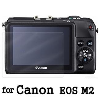【D&A】Canon EOS M2 日本原膜HC螢幕保護貼(鏡面抗刮)