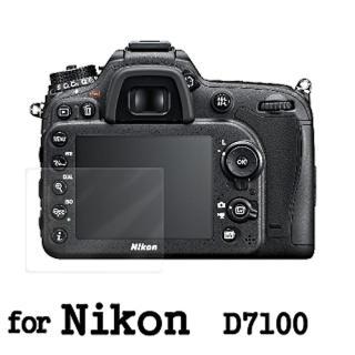 【D&A】Nikon D7100 日本原膜螢幕保護貼(AS高密疏油疏水型)