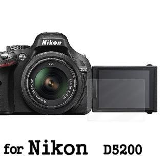 【D&A】Nikon D5200 日本原膜HC螢幕保護貼(鏡面抗刮)