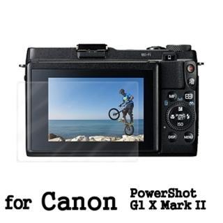 【D&A】Canon PowerShot G1 X Mark II 日本原膜HC螢幕保護貼(鏡面抗刮)