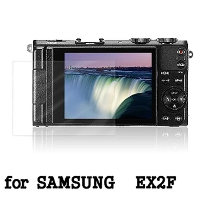 【D&A】Samsung EX2F 日本原膜AS螢幕保護貼(AS高密疏油疏水型)