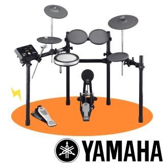 【YAMAHA 山葉】升級版標準款電子鼓組 / 贈原廠地毯-公司貨保固(DTX-522)