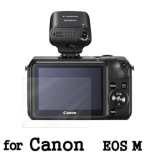 【D&A】Canon EOS M 日本原膜AS螢幕保護貼(AS高密疏油疏水型)