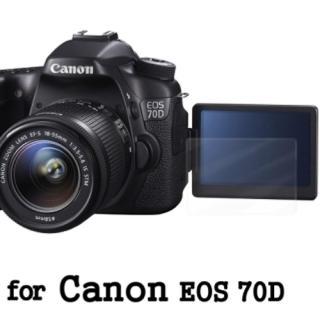 【D&A】Canon EOS 70D 日本原膜AS螢幕保護貼(AS高密疏油疏水型)