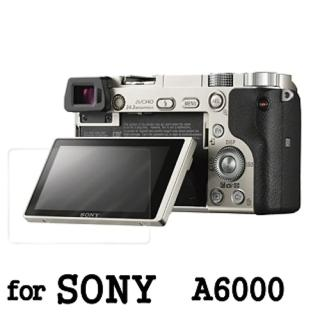 【D&A】Sony A6000 日本原膜AS螢幕保護貼(AS高密疏油疏水型)