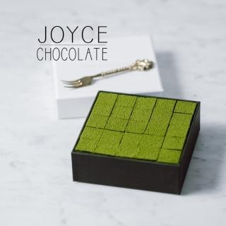 【JOYCE巧克力工房】日本超夯抹茶生巧克力禮盒(24顆/盒 2盒/組)