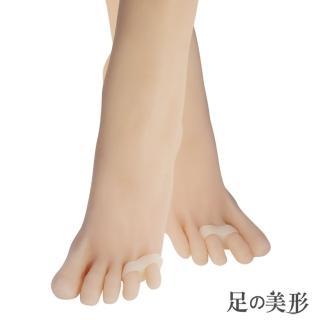 【足的美形】雙環腳趾分離套(3雙)