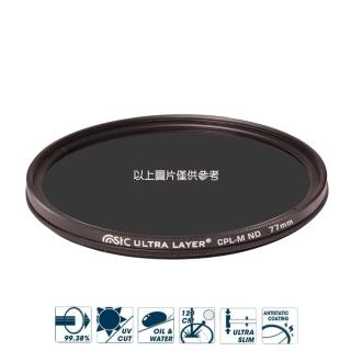 【STC】CPL-M ND16 Filter 減光式偏光鏡 二合一(77mm)