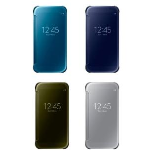 【SAMSUNG】GALAXY S6 Clear View 原廠感應皮套