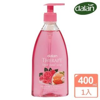 【土耳其dalan】野生玫瑰&甜杏仁油健康洗手乳(400ml)