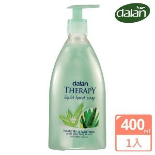 【土耳其dalan】白茶&蘆薈健康洗手乳(400ml)