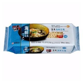 【五木】海鮮味拉麵  321g