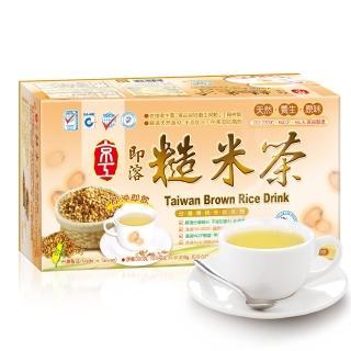 【京工】即溶糙米茶(30入)