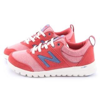 【NewBalance】女款 CUSH輕量彈性運動鞋(WL315SP-紅)