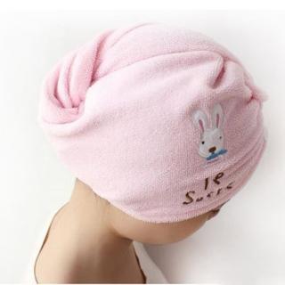 【挪威森林】甜心派對 可愛動物超細纖維神奇吸水帽/乾髮帽
