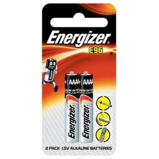 【Energizer勁量】6號勁量鹼性電池(2入)