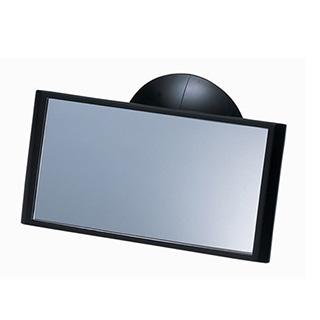 【CARMATE】吸盤式小型安全輔助鏡(曲面)