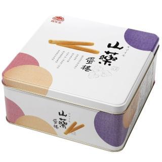 【喜年來】山藥蛋捲禮盒384公克(蛋捲)