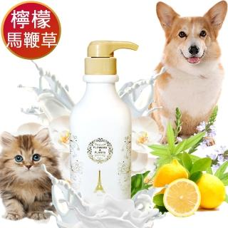 【愛戀花草】馬鞭草精油 ★ 絲滑柔順寵物潤絲精(500MLx6瓶)