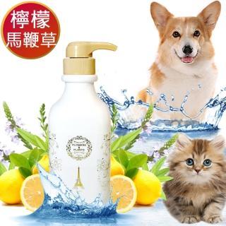 【愛戀花草】馬鞭草精油 ★ 絲滑柔順寵物潤絲精(500MLx12瓶)