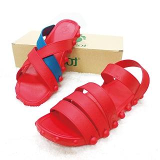 【酷比高】時尚拖鞋創意拼裝涼鞋拼裝拖鞋(拖鞋2雙)