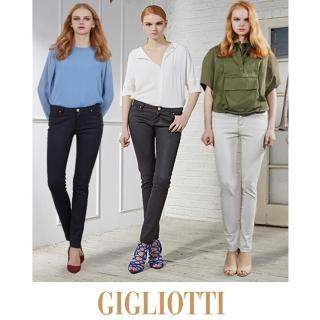 義大利製GIGLIOTTI絲滑彈力塑型美腿褲