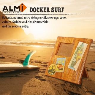【ALMI】DOCKER SURF- SINGLE造型相框