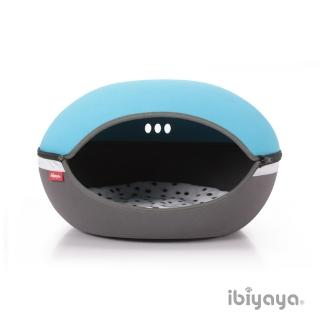 【IBIYAYA依比呀呀】小巨蛋寵物床窩-藍(FB1308)