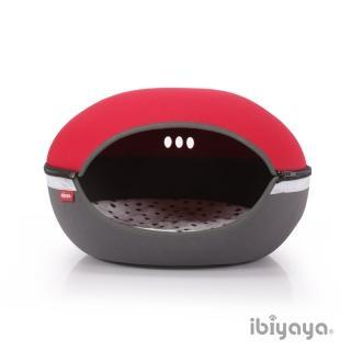 【IBIYAYA依比呀呀】小巨蛋寵物床窩-紅(FB1308)
