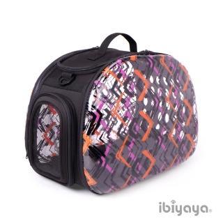 【IBIYAYA依比呀呀】透明膠囊寵物提包-魔幻音浪(FC1220)
