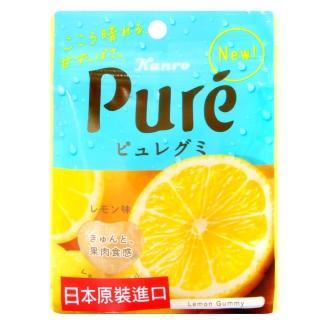 【Kanro甘樂】Pure檸檬軟糖(56g)