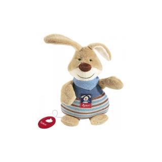 【德國Sigikid】點心兔兔音樂鈴安撫玩偶(毛絨玩具)