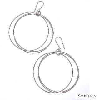 【CANYON】大圈圈耳環