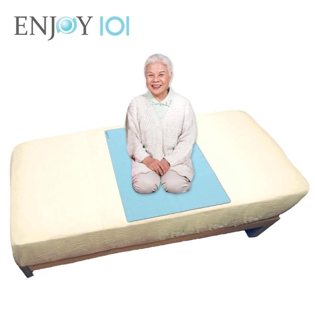 【ENJOY101】矽膠布防水看護墊-保潔墊-尿墊(60x90cm)